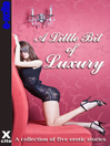 A Little Bit of Luxury (eBook): A collection of five erotic stories